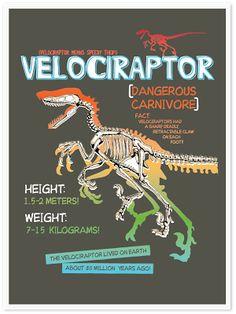 Emily Kiddy: Dinosaur Prints