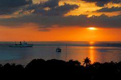 Along the Manila Bay