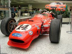 1967 - A.J. Foyt's (#14) Coyote/Ford -Qualified: 4th, Speed (166.289 mph) Finished: 1st, Led 27 Laps - Average Speed (151.207 mph) (Restored)