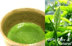 ∆ 3.53 OZ (100g) / 75 servings : Hot & Cold water soluble  ★ 100% Pure & Natural, Just Uji Matcha, No additives & No artificial color!   Our Uji Matcha helps you to make your healthy life style! ------ Japanese Weight loss, Detox and Anti-Aging Diet tea ---------------