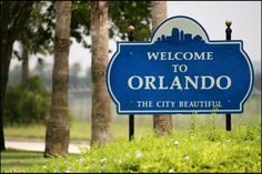 Welcome to Orlando!