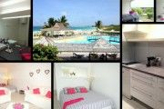 Anguilla Beach 1110 Studio r�nov� Vue Mer � Mont Vernon Saint-Martin - Location Studio #SaintMartin #MontVernon