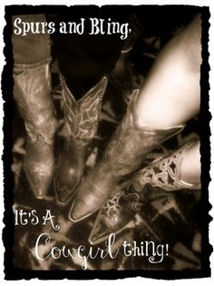 It's A Cowgirl Thing