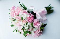 Bouquets com rosas