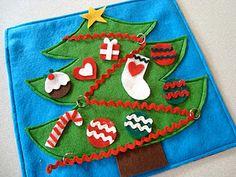 Christmas Tree page