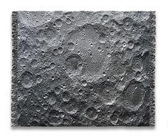 Moonscape Blanket