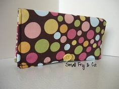 Small Fry & Co. : Make your own checkbook cover