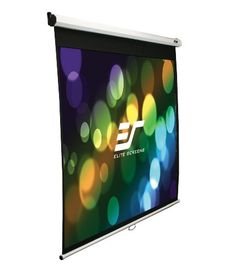 Elite Screens Manual Series, Pull Down Projection Screen with Auto Lock, 80-inch Diagonal 4:3, Model: M80NWV Elite Screens http://www.amazon.com/dp/B000Y8WH90/ref=cm_sw_r_pi_dp_HiVfvb1CDSV6F