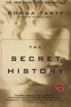 """Reading The Secret History by Donna Tartt reminded me of reading books as a kid; I was SO immersed that I forgot I wasn't one of the characters. It's a sort of inverted mystery story — a ""Whydunit,"" if you will — with insanely smart and subtle writing. It's about a group of students at a small liberal-arts college who get a little too into their classics studies and (not a spoiler, this is ..."