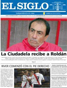 Diario El Siglo - Lunes 11 de Febrero de 20 13