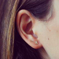 mociun earrings. photo by wikstenmade
