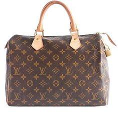 Love my Louie Vuitton bag!