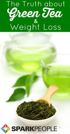 The Truth about Green Tea via @SparkPeople