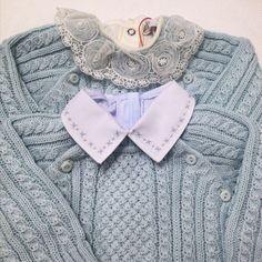 Macacão de tricot unissex Dolce Abraccio na Maison Baby