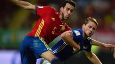 Spain vs Liechtenstein all goals and assists Spain Vs, Web E, Best Player, Premier League, I Am Awesome, Goals, Running, Youtube, Sports