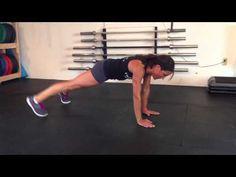 Día 5 del reto de 30 días de ejercicio HIIT quema grasa - YouTube