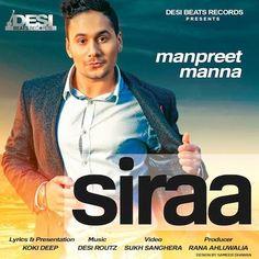 Siraa - Manpreet Manna Song Lyrics