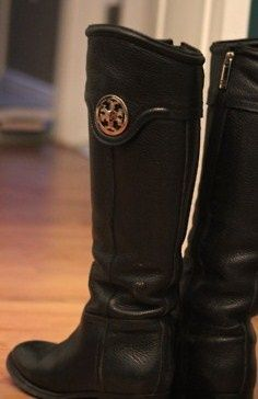 177ebf7d906 tory burch riding boots love them!