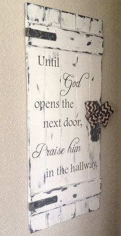 52 DIY Pallet Signs & Ideas with Great Quotes