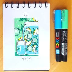 Doodle Art 239535273918801034 - On est en octobre, c'est Inktober ! – Posca – Posca Source by posca Kunstjournal Inspiration, Art Journal Inspiration, Art Inspo, Marker Kunst, Marker Art, Cute Drawings, Drawing Sketches, Stylo Art, Sketch Markers