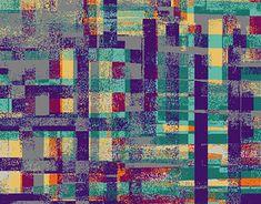 Coreldraw, Maze, Textile Design, New Work, Pattern Design, Behance, Photoshop, Flooring, Quilts
