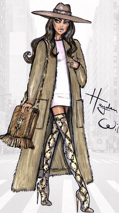 Style in the City by Hayden Williams: 'Sleek in Sandstone'