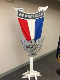 Life size Eagle medal, for sons Court of Honor