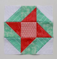 Get swept away this year with this fun and scrappy quilt block that reminds us of days at the beach with this Sun and Surf Block Tutorial. Inspired by the colors of the ocean and seaside sunsets, this quilt block tutorial uses half square triangles. Quilting Tutorials, Quilting Projects, Quilting Designs, Sewing Projects, Quilting Ideas, Modern Quilt Blocks, Star Quilt Blocks, Star Quilts, Quilt Block Patterns