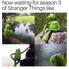 I mean there are other things to do but as far as anticipation, yes.