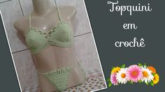 Versão destros: Topquini sedução em crochê P,M,G e GG ( 1° parte) # Elis...