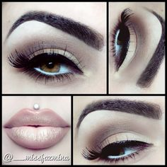 neutral eye