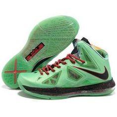 meet c48e0 fcef0 Nike Lebron X 10 Green Shoes Sport China, Cheap Nike, Cheap Jordans, Nike