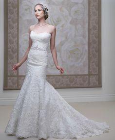 James Clifford Wedding Dresses. http://www.modwedding.com/2014/03/20/james-clifford-wedding-dresses/ #wedding #weddings #fashion #weddingdress #dress