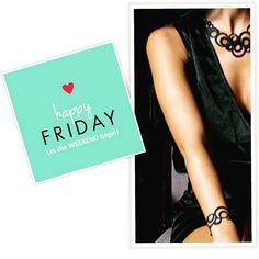 Happy Week end !! Bracelet et Collier Night Bubbles !!