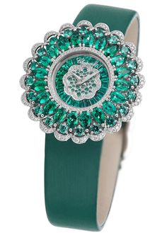 - Precious Chopard watch