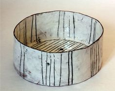 ceramic bowl by Maria Kristofferson