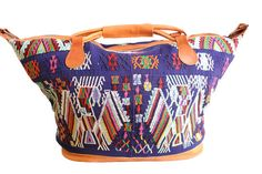 Large Huipil Bag-Pajaro – Humble Hilo   Creating a Common Thread