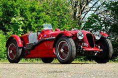Aston Martin 2-Liter Speed Model