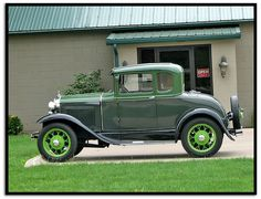 MODEL A FORD by 1 Riverrat, via Flickr