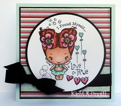 """Paper Perfect Designs by Kim O'Connell: The Greeting Farm's """"Lovey Bean"""" Sneak Peek (to be releasedon 1/1/13)"""
