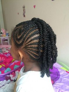 44 Sweet Daughter Hairstyles Ideas to Copy Now Little Girls Natural Hairstyles, Black Kids Hairstyles, Baby Girl Hairstyles, Kids Braided Hairstyles, Toddler Hairstyles, Children Hairstyles, Young Girls Hairstyles, American Hairstyles, School Hairstyles