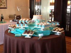 Tiffany tablescape