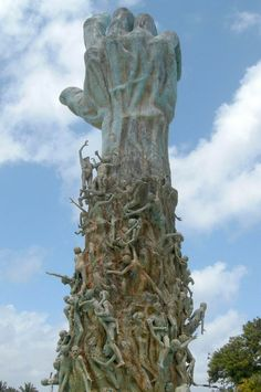 Holocaust Memorial - Monumento al Holocausto en Miami Beach