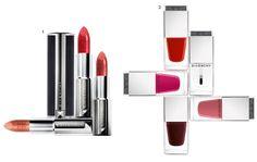 Maquiagem Givenchy Le Rouge.
