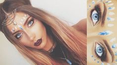 Music Festival Makeup ♡ Collab with Cartia Mallan | Danielle Mansutti