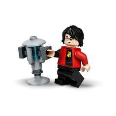Lego New Black Harry Potter Minifigure Wands x6