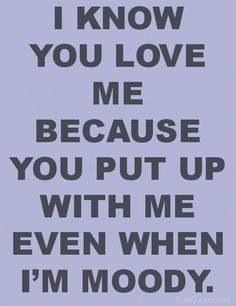 This is what I think with my boyfriend.