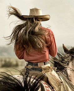 Cowgirl!