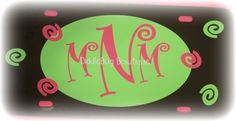 Personalized license plate  www.facebook.com/diddlebugbowtique