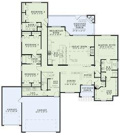 Grayson Lane | Best House Plans, Home Plans, Floor Plans